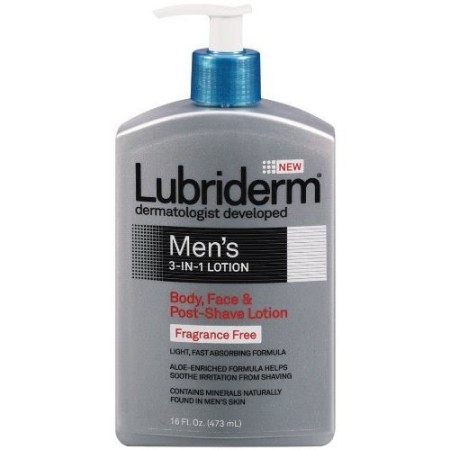 Lubriderm Mens Lotion