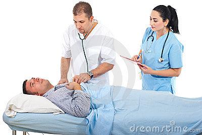 """Quick, nurse! I need 300 CCs of phosphorus, immediately!"""