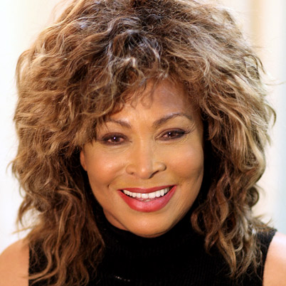 Pictured: Not you. Unless you're Tina Turner, in which case HI, TINA!!!