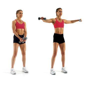 Shoulder Workout for Mad Swole Delts, Brah | A Lady's ...