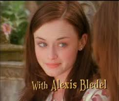 Inexplicable Bledel is my favorite kind of Bledel.